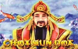 Choy Sun Doa slot logo