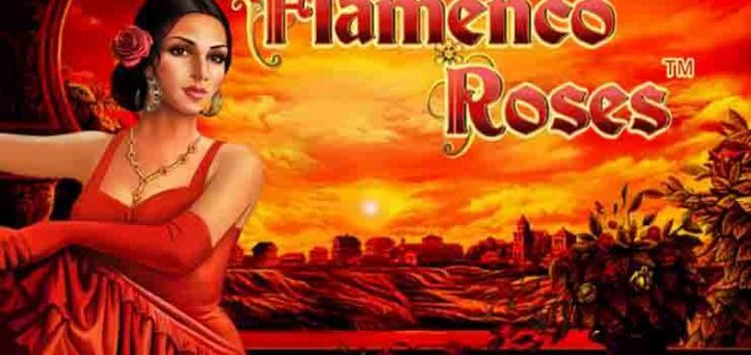 Flamenco Roses logo red