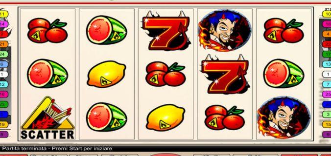 Firestarter Online Casino